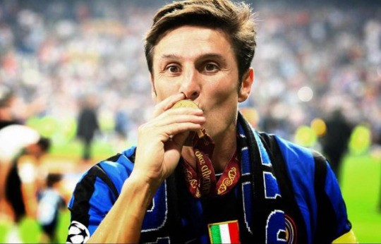 """Javier Zanetti: """"NFTs can turn historical moments into unique pieces"""""""